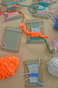 Early Out Adventures: Weaving