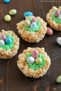 Edible Earth Day Crafts
