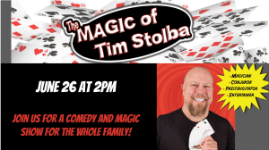 MAGIC of Tim Stolba