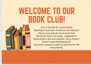 Virtual Family Reading Group