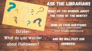 Ask the Librarians